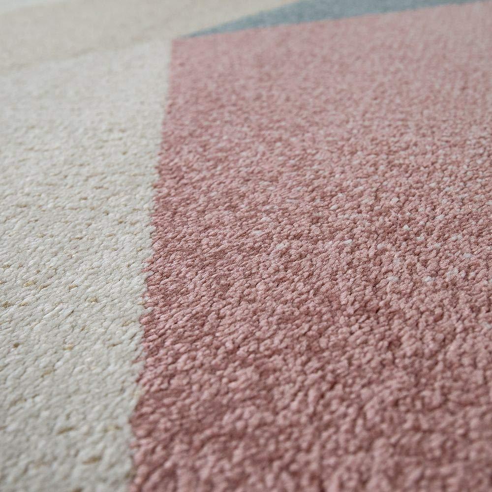 Paco Home Teppich Kurzflor Modern Trendig Pastell Design Geometrisches Design Pastell Inspiration Multi, Grösse 240x320 cm cdca2d