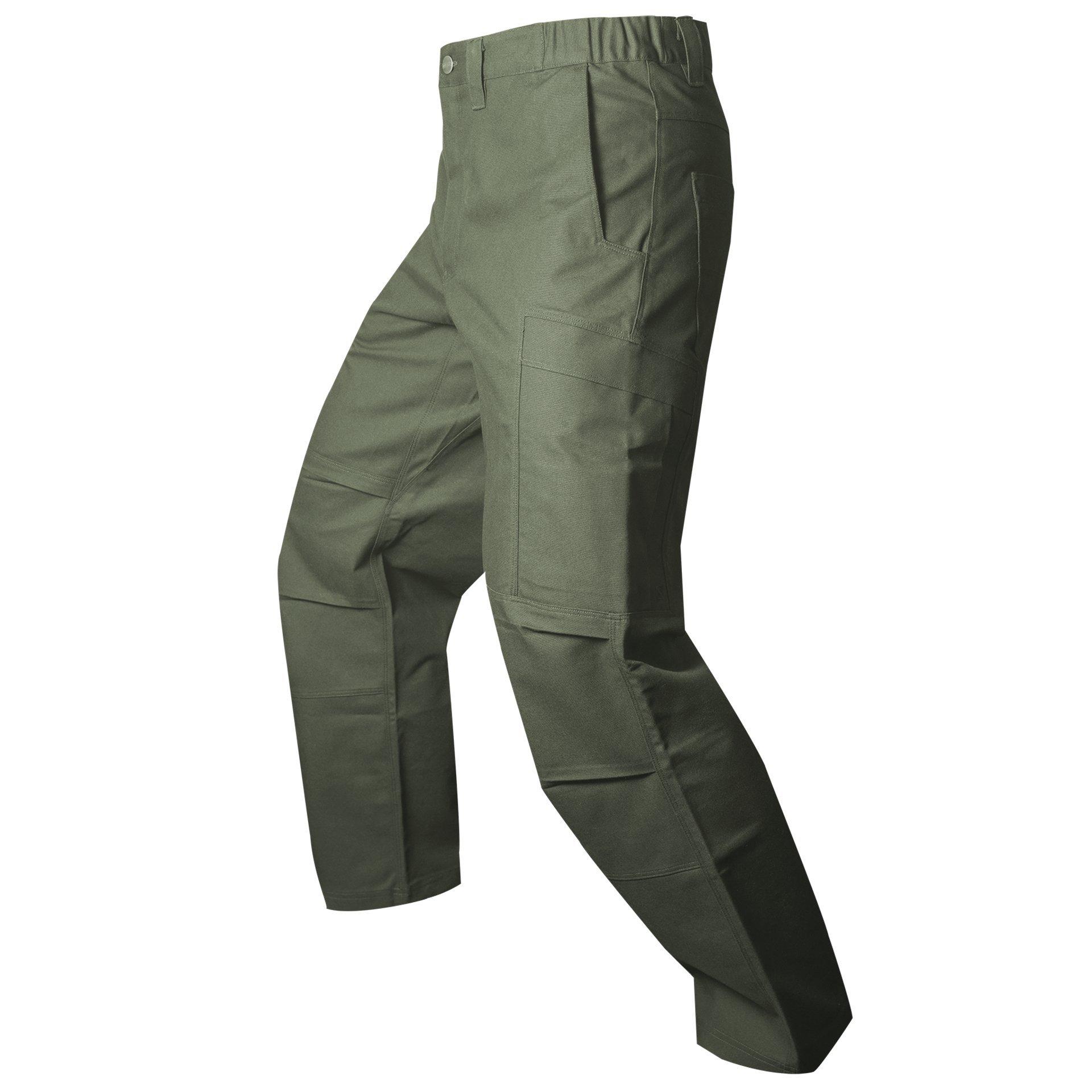 Vertx Men's Original Tactical Pants, Olive Drab Green, 32-36