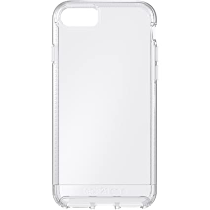 3dc71eeed79dc Tech21 Impact Clear for iPhone 7 - Clear