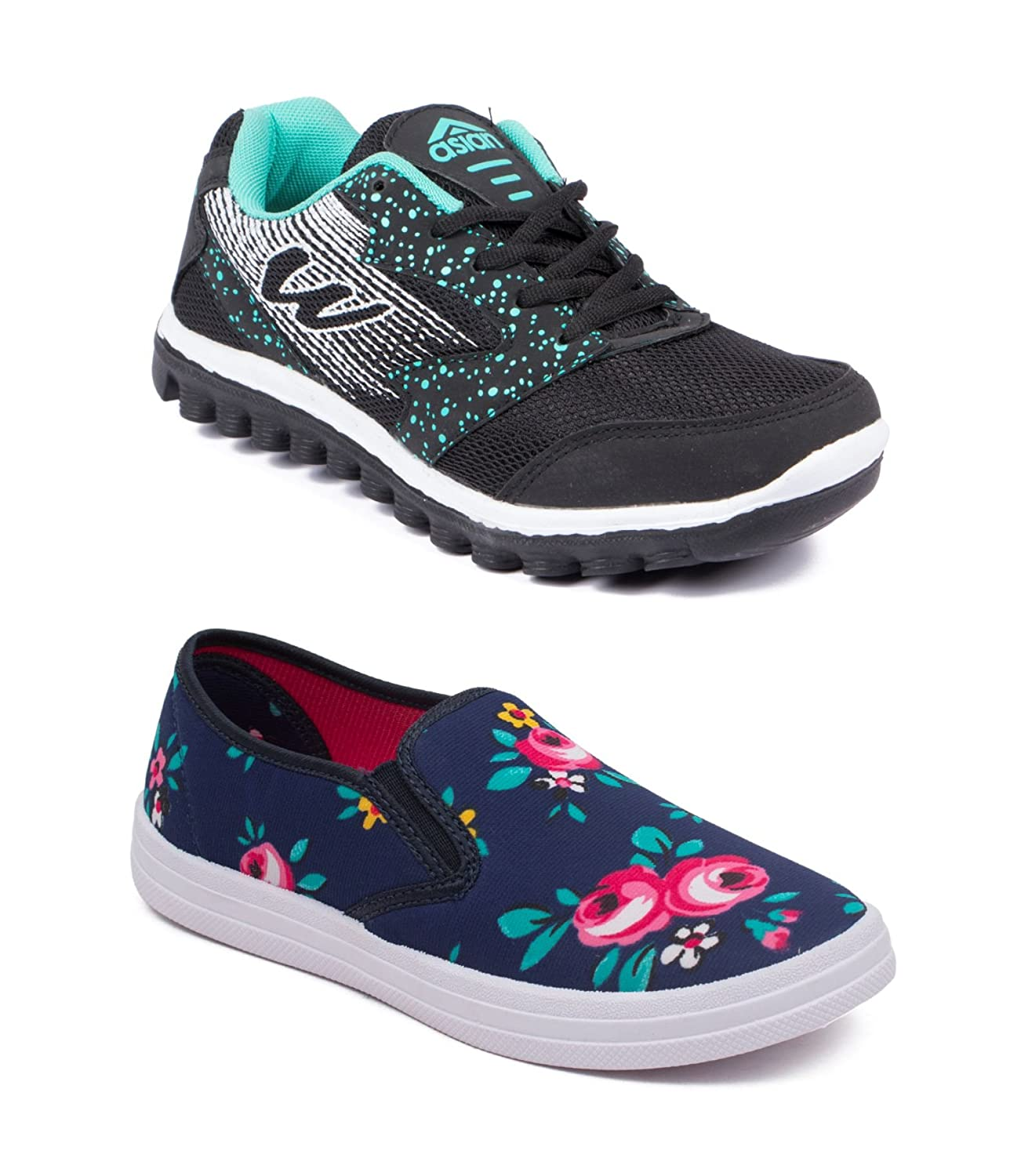 Buy ASIAN Multicolor Running Shoes, Gym