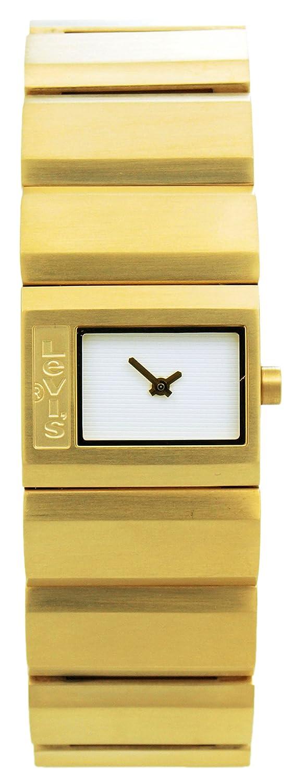 Levis Damen-Armbanduhr Analog Quarz Edelstahl L020GI2