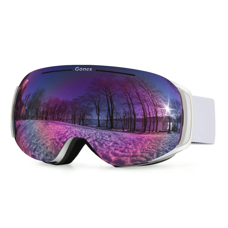 e463ddfe5f4 Gonex Magnetic Ski Goggles