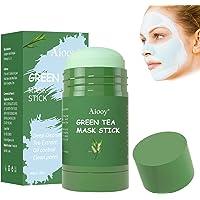 Green Mask Stick, Deep Cleansing Mask Stick, Purifying Clay Stick, Solid Mask Stick, Hydrateert de huid, controleert…