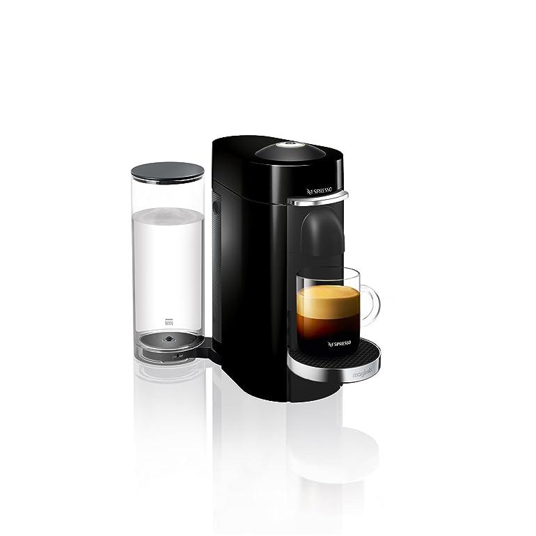 Nespresso Vertuo Plus, Black finish by Magimix: Amazon.co.uk ...