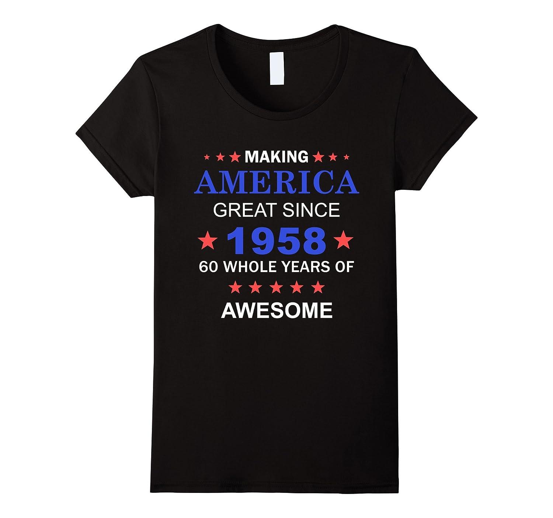 Birthday T shirt Proud Making America-Tovacu