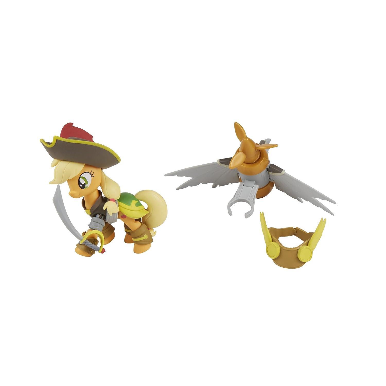 My Little Pony C3344EL2 Figura de Applejack Pirata