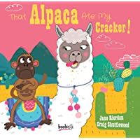 That Alpaca Ate My Cracker (Bookoli)