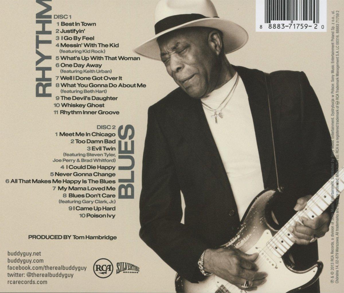 Amazon | Rhythm & Blues | Budd...