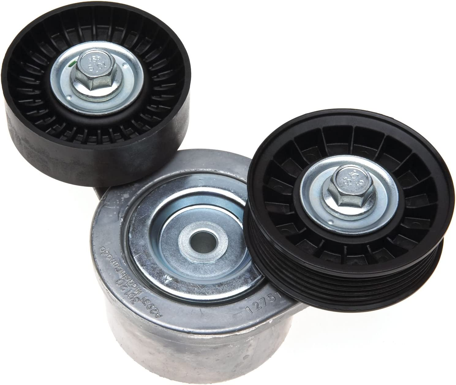 ACDelco 38167 Professional Automatic Belt Tensioner and Pulley Assembly