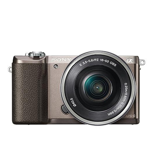 110 opinioni per Sony Alpha 5100L Fotocamera Digitale Compatta, con Obiettivo Intercambiabile,