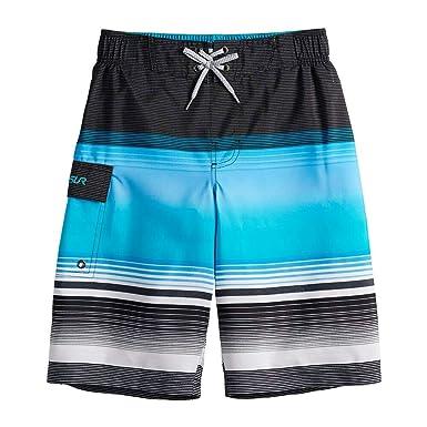ZeroXposur Boys Swim Trunks Beach Surfing Board Shorts 8-20