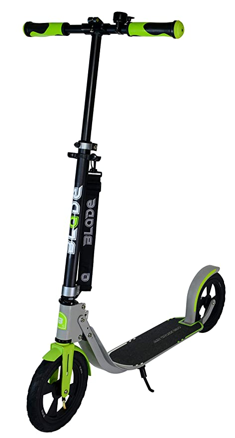 Amazon.com: Blade Scooter para adultos, ruedas inflables ...