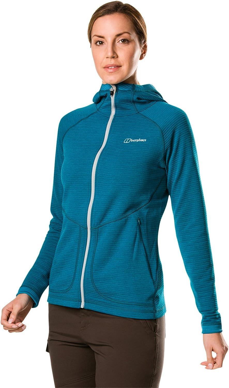 Berghaus Womens Redonda Hooded Fleece Jacket