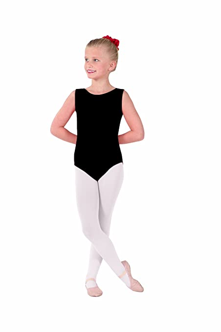 292e67d5b194d Amazon.com   Eurotard 1089 Child Fully Lined Front Tank Leotard ...