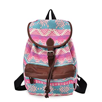Amazon Com Douguyan Lightweight Backpack For Teen Young Girls Cute