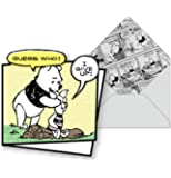A.P.J. ディズニー コミック多目的カード くまのプーさん 1000086485
