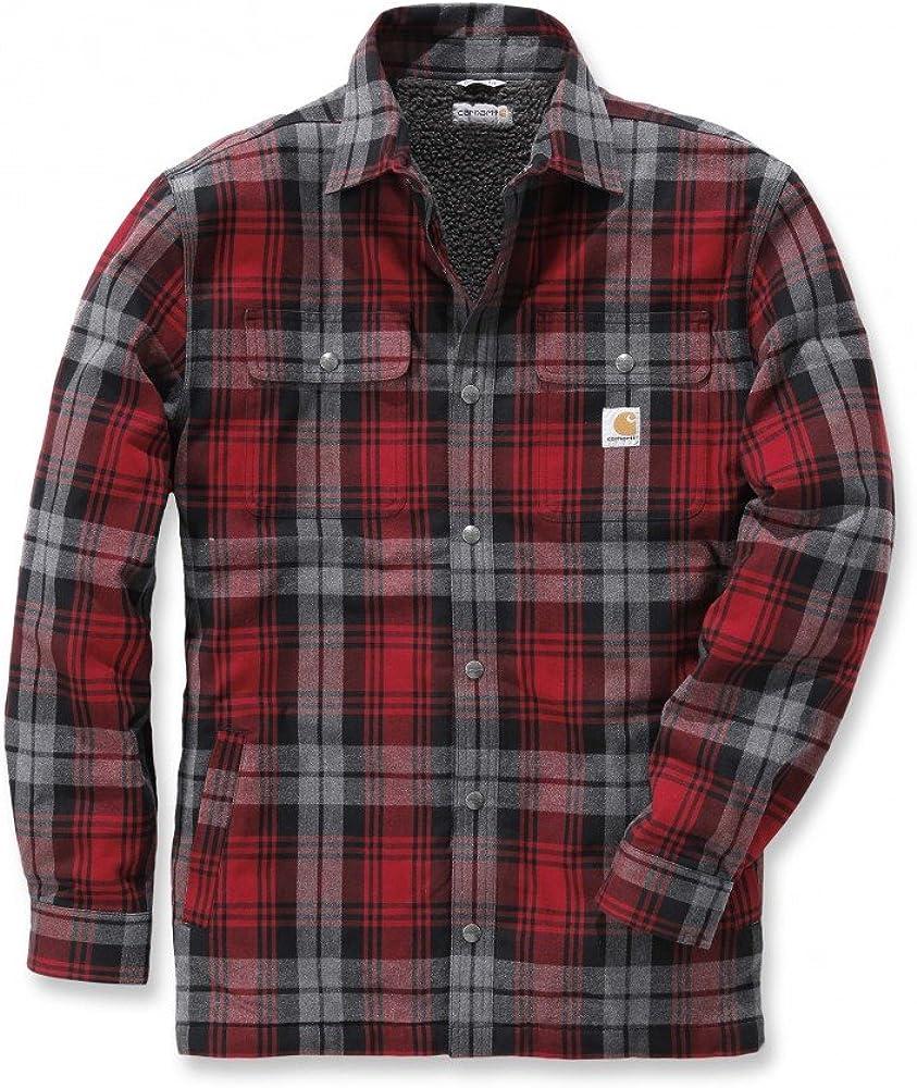 Camisa de rayas Hubbard Carhartt .102333.608.S004, para hombre ...