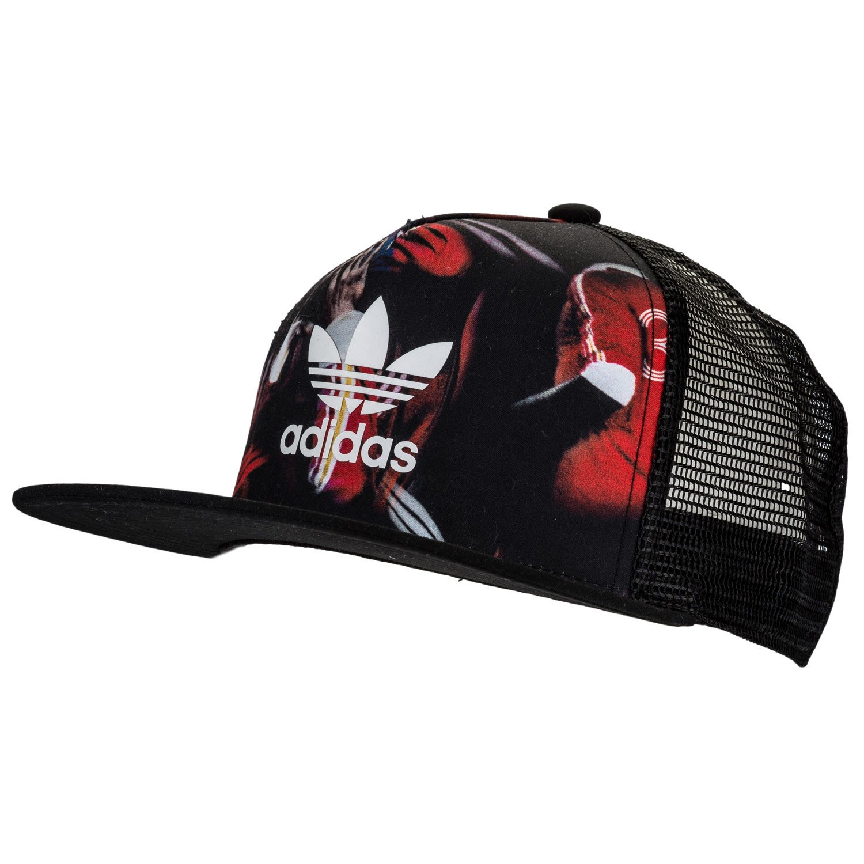 adidas Béisbol Gorro/Gorra Cap CT Trucker Talla OSFM Black: Amazon ...