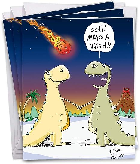 Amazon.com: Make A Wish tarjeta de cumpleaños divertido ...