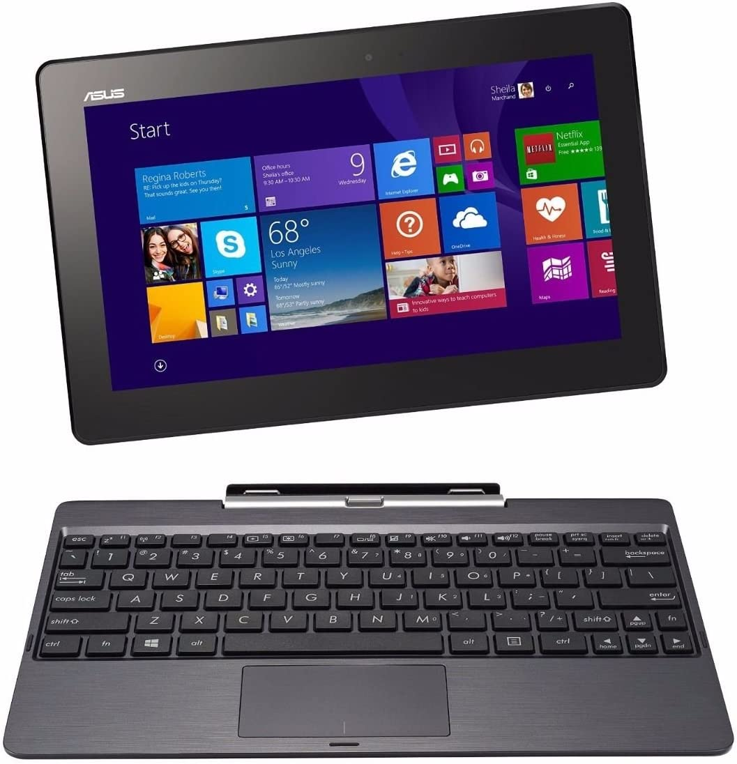ASUS Transformer Book T100TAF-B1-MS - 10.1
