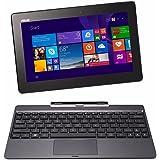 "ASUS Transformer Book T100TAF-B1-MS - 10.1"" Touchscreen 2-in-1 Laptop/Tablet Combo - Windows 8.1 / Intel Atom / 2GB RAM / 32G"