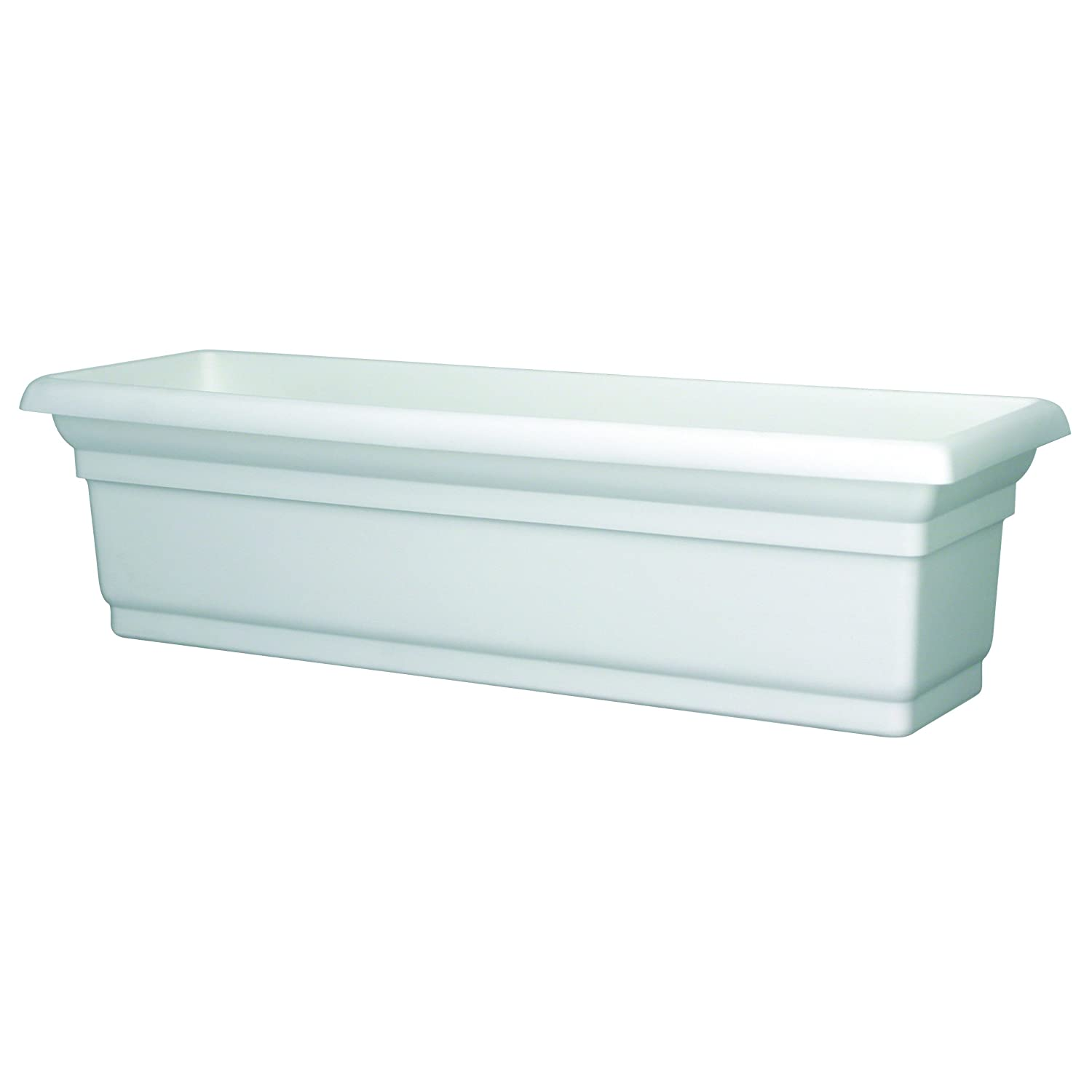 30-423009 DCN Plastics Distinction Window Box White