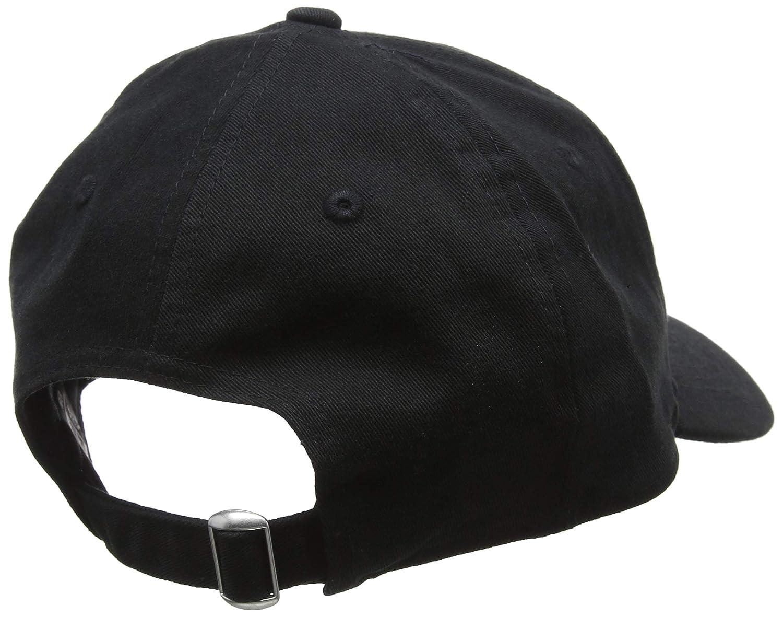 Black New Era Badge SLCK WLS920 BOSRED BLKBLKGLD Cap Mixte Adulte Taille Fabricant : OSFM FR Unique
