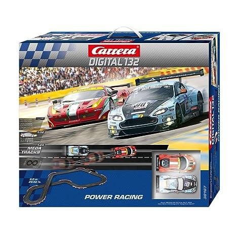 carrera digital 132  : Carrera Digital 132 Power Racing Set: Toys & Games