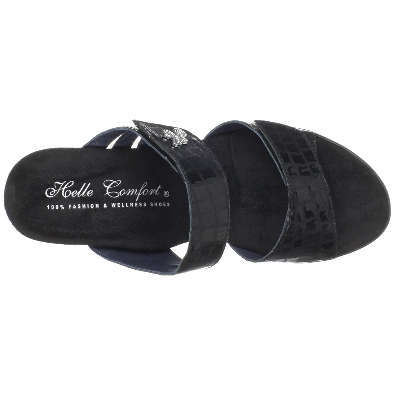 helle comforter bona women com slides sandal amazon womens comfort dp shoes s