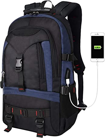 Tocode Fashionable Water-Resistant Gaming Backpack