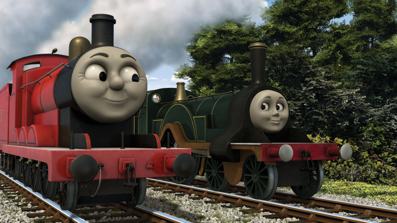 Uncategorized James Thomas And Friends amazon com thomas friends in charge movies tv