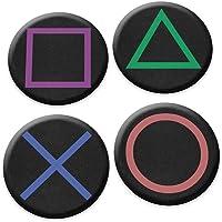 Porta Copos Gamer Joystick PS4.