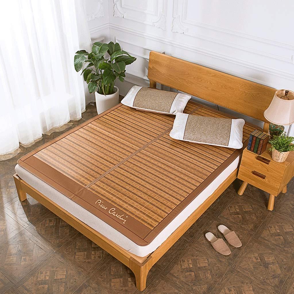 WXH Coole Pad doppelseitige Falten Sommer Familie Schlafzimmer Student Dormitory (größe   1.8m×2m)  1.5m×1.95m