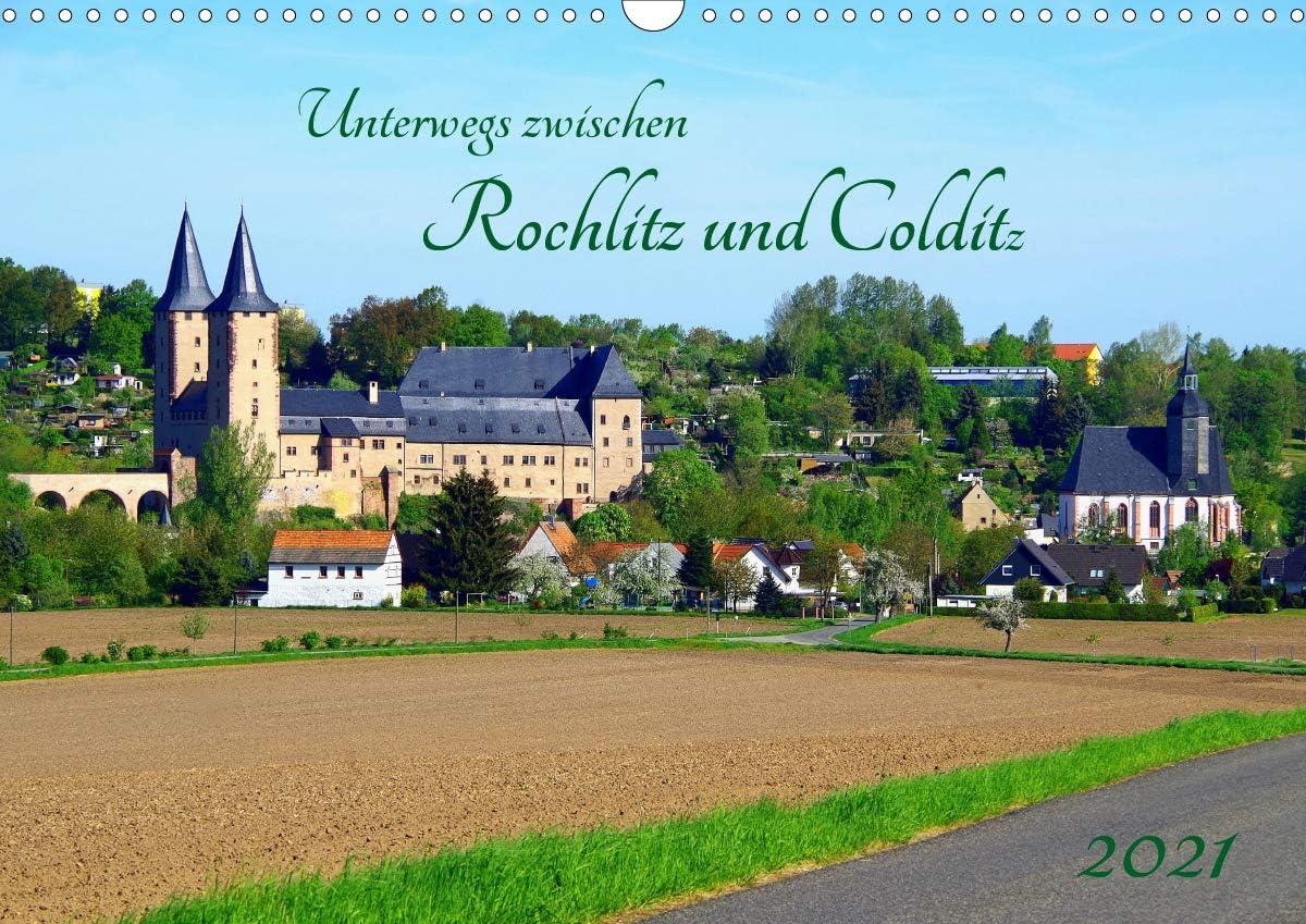 Uwg 2021 Calendar Amazon.: Unterwegs zwischen Rochlitz und Colditz (Wandkalender