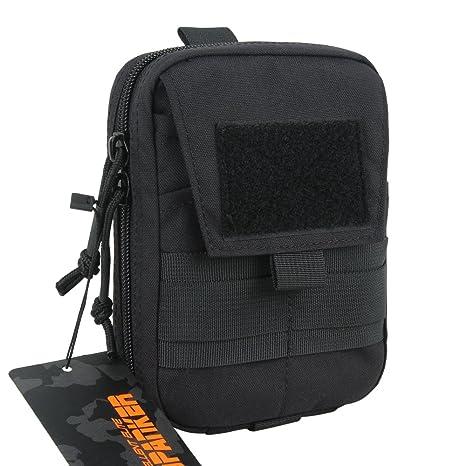 8a21d896b4e2 EXCELLENT ELITE SPANKER Tactical EDC Pouch Molle Utility Tool Pouch Little  Tool Kit Pouch Gadget Waist Bag