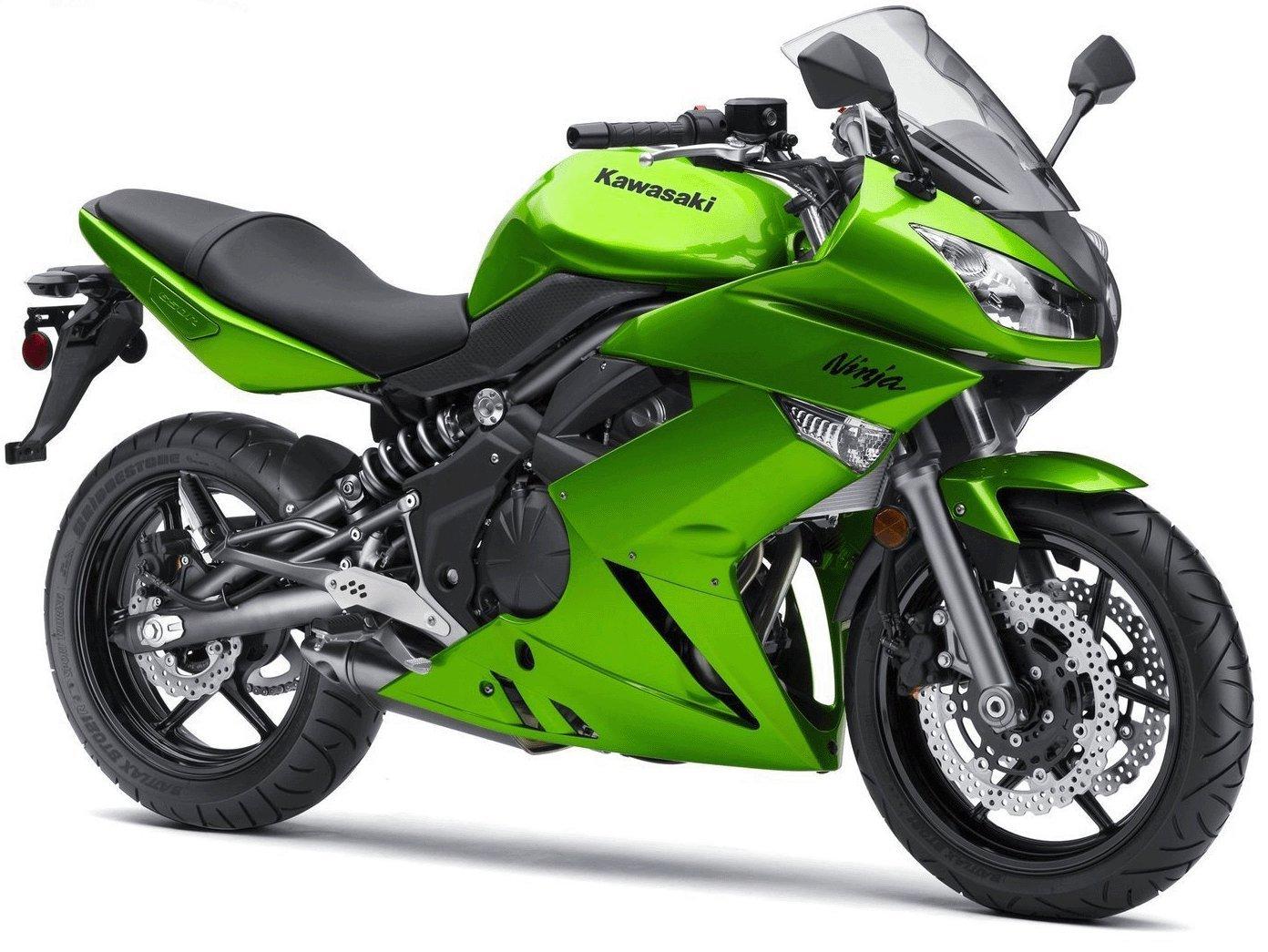 Amazon.com: 2008 – 2011 Kawasaki Ninja 650 manubrio extremo ...