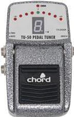 Chord TU-50 Pedal Guitar Tuner: Amazon.ca: generic