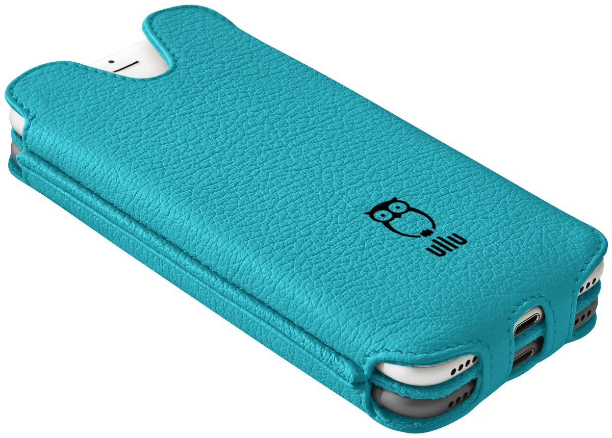 ullu Sleeve for iPhone 8 Plus/ 7 Plus - Turqish Delight Blue UDUO7PPL02 by ullu (Image #2)