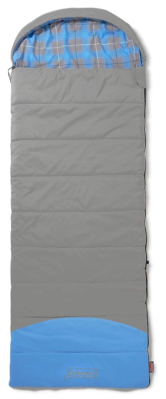 Coleman Basalt, Saco de Dormir Doble Unisex, Azul/Gris 169943, XL: Amazon.es: Deportes y aire libre
