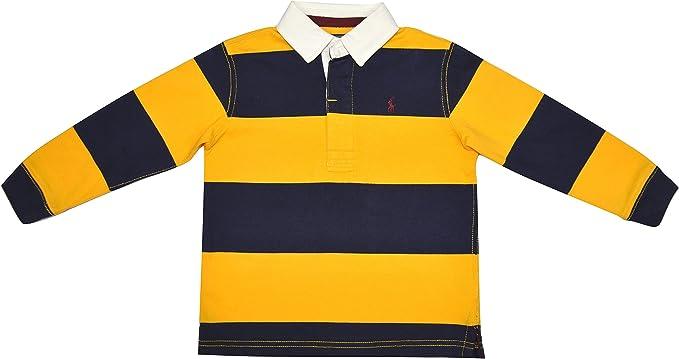 Polo Ralph Lauren - Polo - para niño amarillo 4 años: Amazon.es ...