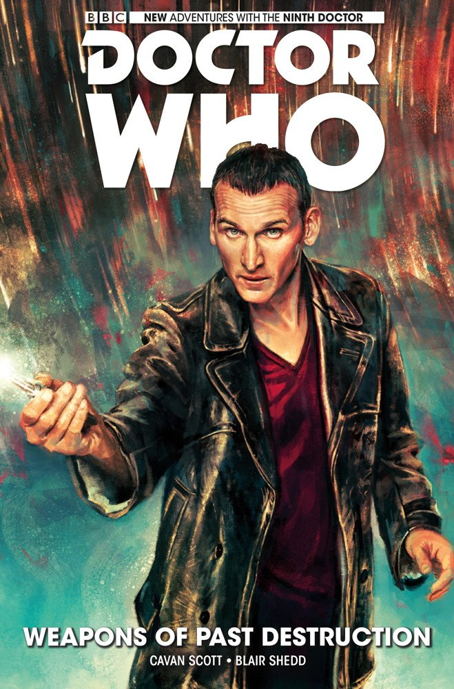 Doctor Who The Ninth Volume 1