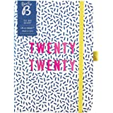 Amazon.com : Busy B 2020 Floral Busy Life Diary - A5 Planner ...