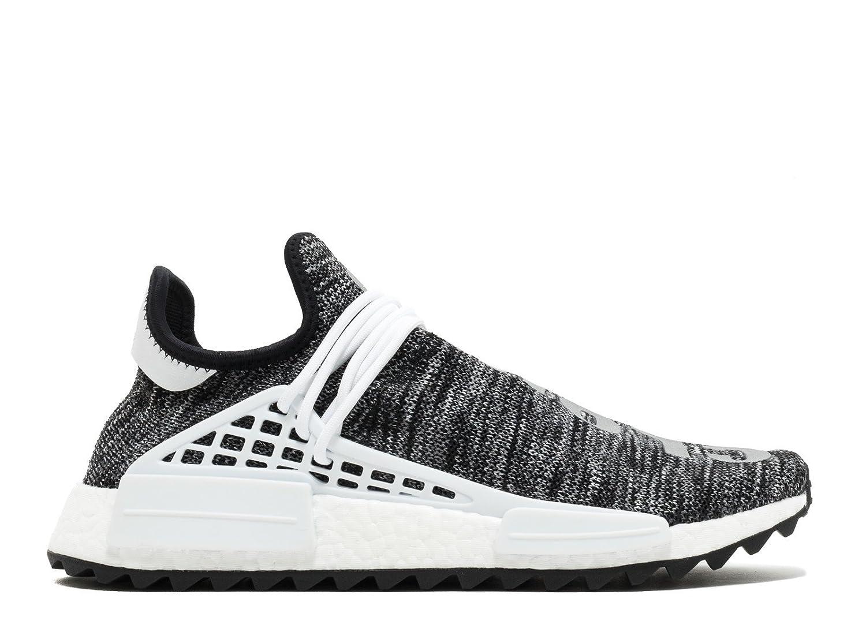 adidas Originals PW Human Race NMD Trail Shoe Men's Hiking 10.5 Core BlackWhite