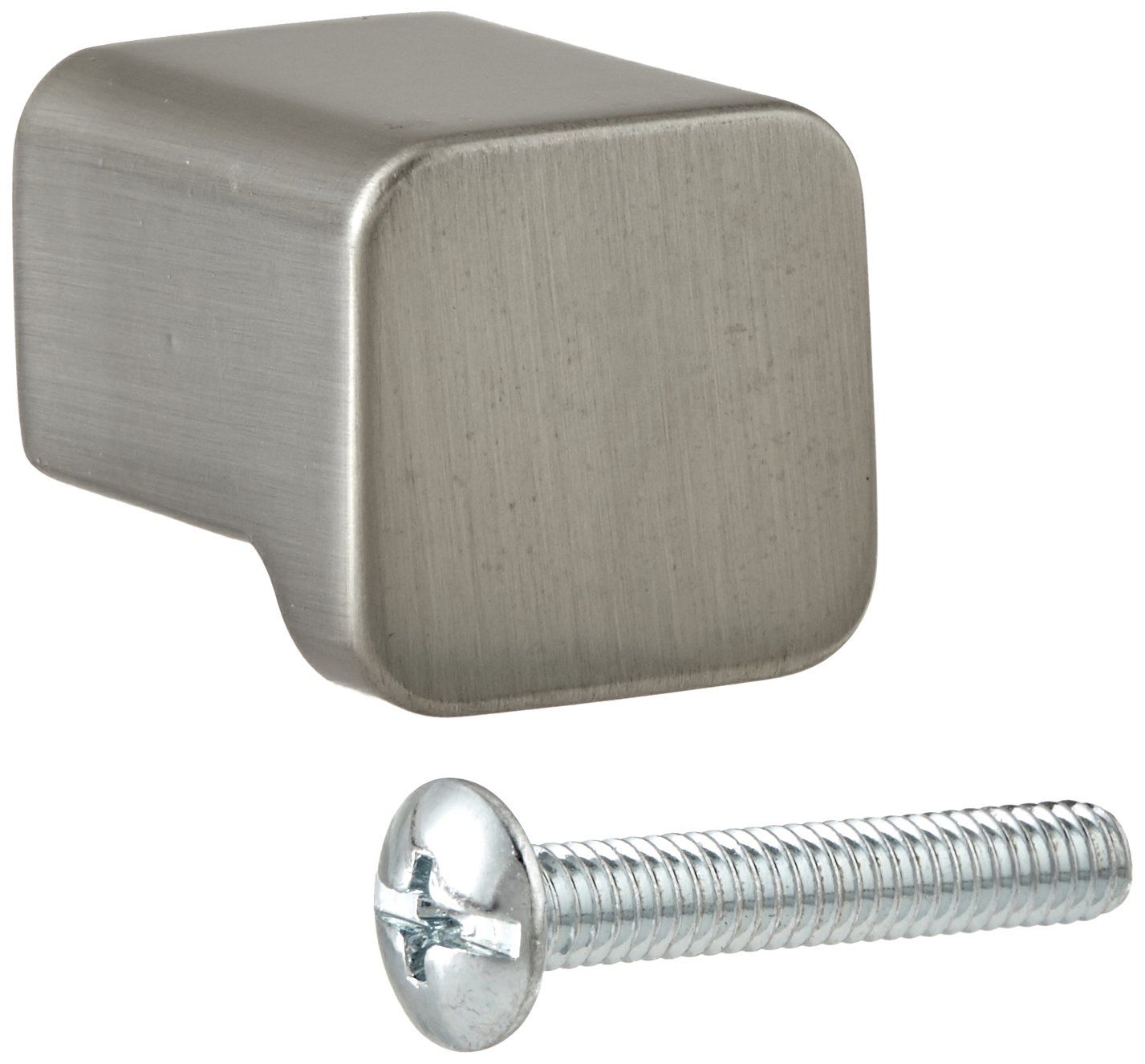 Moen YB8805BN 90 Degree Cabinet Knob and Drawer Pull, Brushed Nickel by Moen