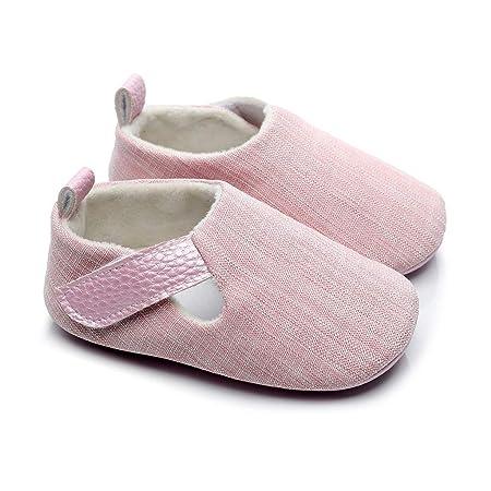 Mealeaf ❤️ Zapatos de Dibujos Animados para bebés recién Nacidos ...