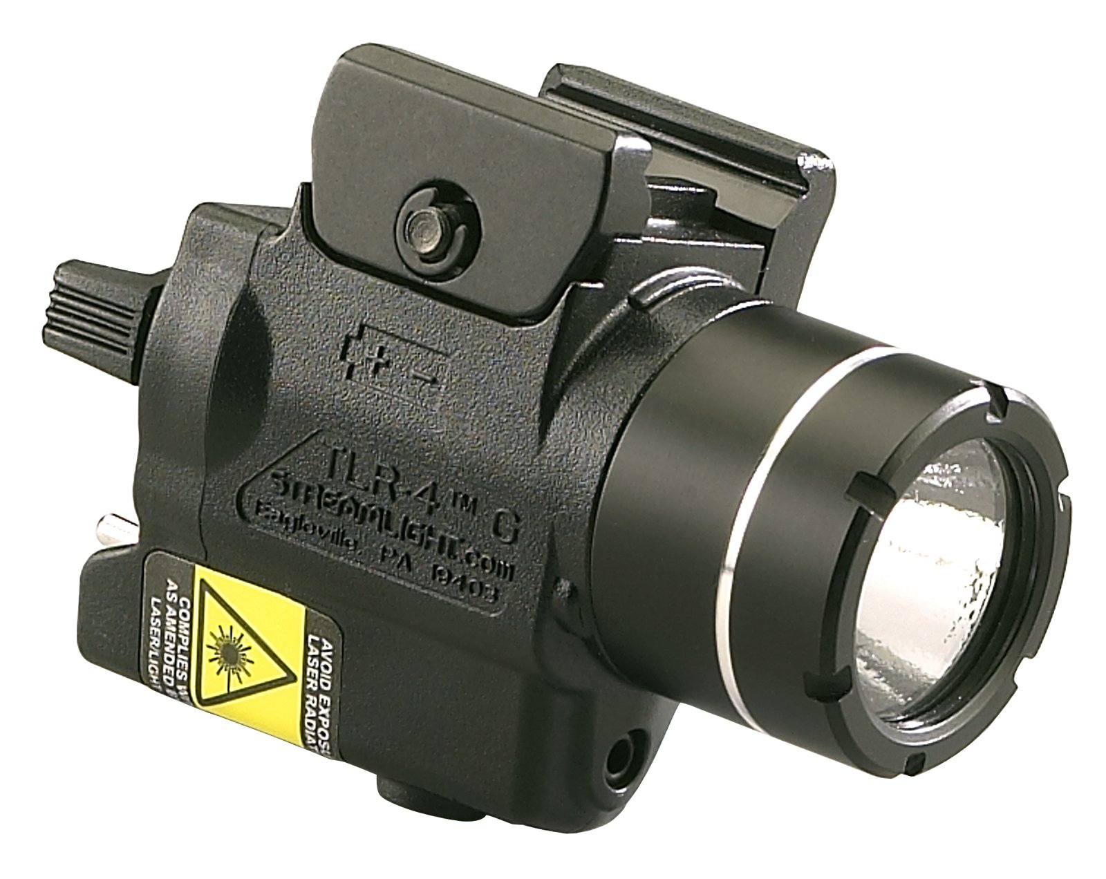 Streamlight 69247 TLR-4G H&K USP Full Size Rail Mounted Tactical Light with Integrated Green Laser and CR2 Lithium Battery by Streamlight