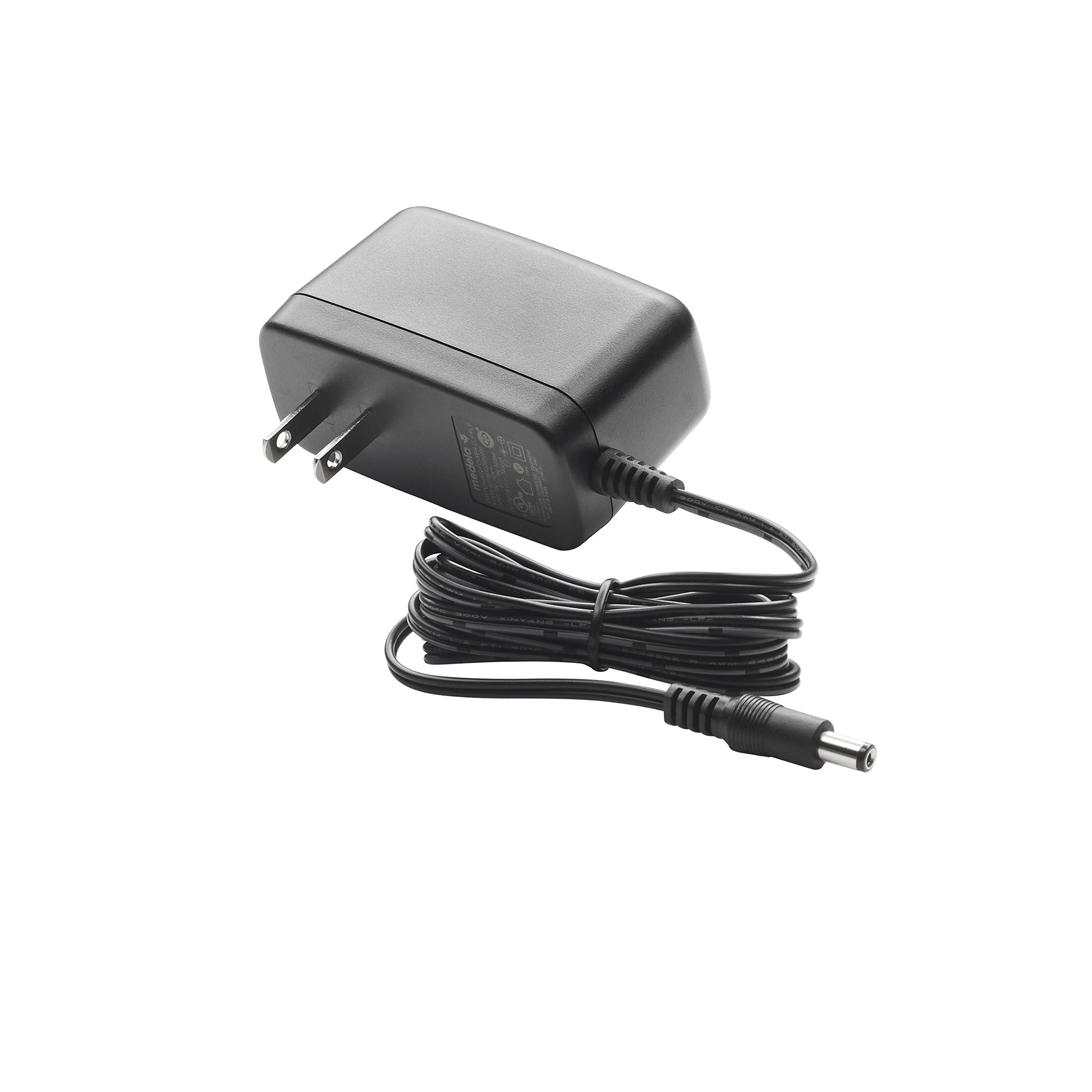 Medela Pump in Style Advanced Power Adaptor, Dual Voltage 110-240V Power Supply Cord for International Use, Authentic Medela Spare Part for 9V Pump in Style Breastpumps by Medela
