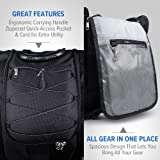 OutdoorMaster Boot Bag POLAR BEAR - Ski Boots and