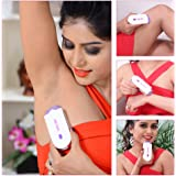 Sensa Light Sensitive Touch Hair Remover + Free 6 Stylish & Professional Makeup Brushes