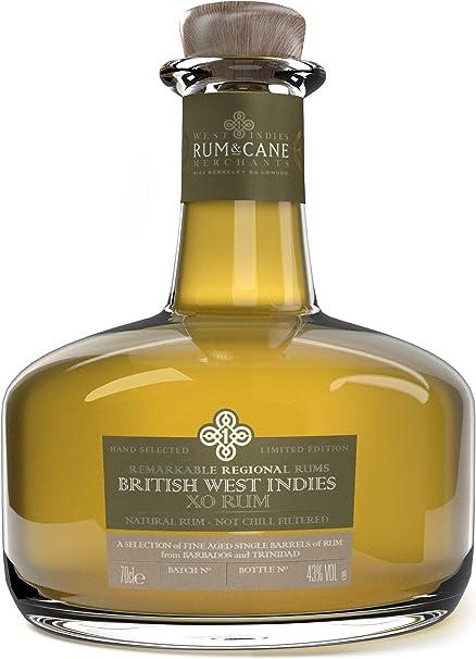 British West Indies - Remarkable Regional Rums Dark Rum